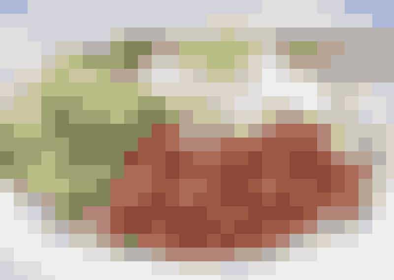 Korv Stroganoff med tomat