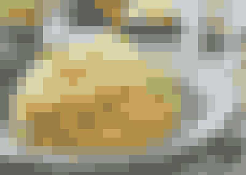 Köttfärsgratäng med potatis och rotselleri