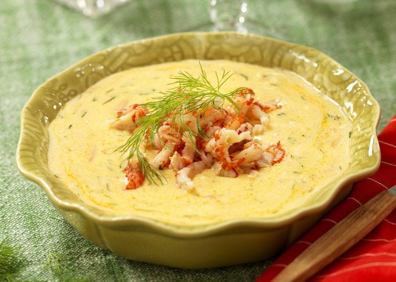soppa på mjukost