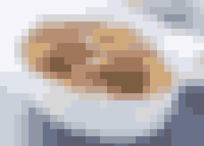 Mustig köttfärs- och rotfruktsgratäng.
