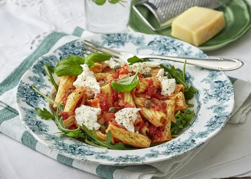 tomatsås till pasta