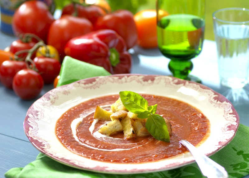 tomat paprika soppa